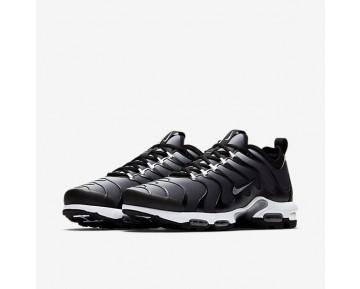 Chaussure Nike Air Max Plus Tn Ultra Pour Homme Lifestyle Noir/Gris Loup/Blanc/Argent Métallique_NO. 898015-001