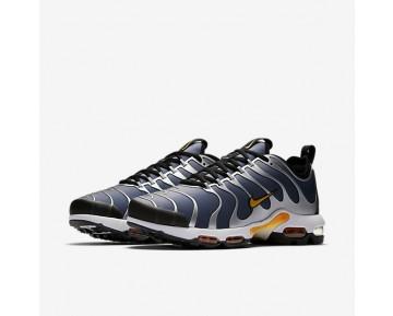 Chaussure Nike Air Max Plus Tn Ultra Pour Homme Lifestyle Bleu Binaire/Argent Métallique/Noir/Orange Sécurité_NO. 898015-401