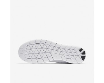 Chaussure Nike Free Rn Commuter 2017 Pour Homme Lifestyle Blanc/Blanc/Blanc_NO. 880841-100