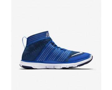 Chaussure Nike Free Train Virtue Pour Homme Fitness Et Training Hyper Cobalt/Bleu Binaire/Blanc_NO. 898052-400