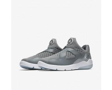 Chaussure Nike Jordan Trainer Essential Pour Homme Fitness Et Training Gris Loup/Blanc/Blanc_NO. 888122-003