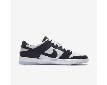 Chaussure Nike Sb Dunk Low Elite Pour Homme Skateboard Noir/Blanc/Transparent/Noir_NO. 877063-001