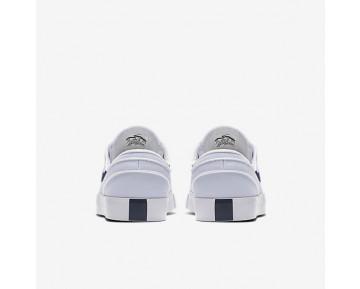 Chaussure Nike Sb Zoom Stefan Janoski Canvas Pour Homme Skateboard Blanc/Obsidienne/Obsidienne_NO. 615957-141