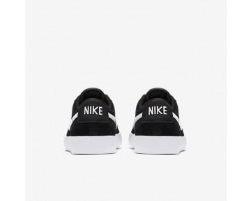 Chaussure Nike Sb Blazer Vapor Pour Homme Skateboard Noir/Blanc_NO. 878365-010
