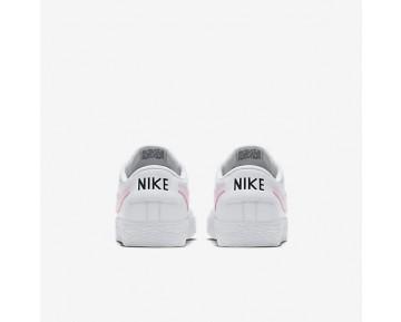 Chaussure Nike Sb Blazer Low Xt Pour Homme Skateboard Blanc/Noir/Blanc/Rose Prisme_NO. 864348-160