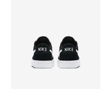 Chaussure Nike Sb Blazer Low  Pour Homme Skateboard Noir/Gomme Marron Clair/Blanc_NO. 864347-019