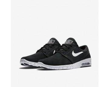 Chaussure Nike Sb Stefan Janoski Max L Pour Homme Skateboard Noir/Blanc_NO. 685299-002