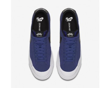 huge discount fc17b 0bf50 Chaussure Nike Sb Blazer Low Xt Pour Homme Skateboard Nuit Profonde Blanc Gomme  Marron