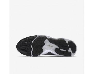 Chaussure Nike Air Zoom Spiridon Pour Homme Lifestyle Blanc/Cendré Clair/Noir_NO. 849776-101