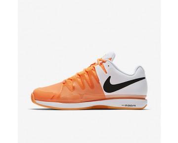Chaussure Nike Court Zoom Vapor 9.5 Tour Clay Pour Homme Tennis Aigre/Blanc/Noir/Noir_NO. 631457-801