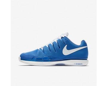 Chaussure Nike Court Zoom Vapor 9.5 Tour Clay Pour Homme Tennis Bleu Photo Clair/Blanc_NO. 631457-401