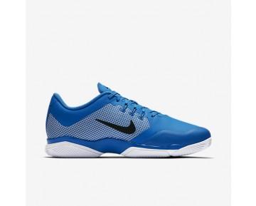 Chaussure Nike Court Air Zoom Ultra Clay Pour Homme Tennis Bleu Photo Clair/Blanc/Noir/Noir_NO. 845008-401