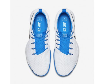 Chaussure Nike Court Air Zoom Ultra React Clay Pour Homme Tennis Bleu Photo Clair/Noir/Noir_NO. 881091-100