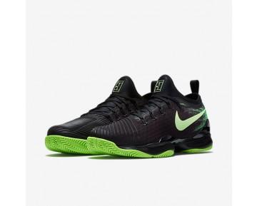 Chaussure Nike Court Air Zoom Ultra React Hard Court Pour Homme Tennis Noir/Vert Électrique/Vert Ombre_NO. 914454-003