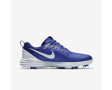 Chaussure Nike Lunar Command 2 Pour Homme Golf Nuit Profonde/Platine Pur_NO. 849968-500