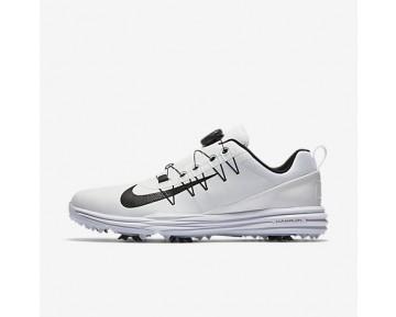 Chaussure Nike Lunar Command 2 Boa Pour Homme Golf Blanc/Blanc/Noir_NO. 888552-100