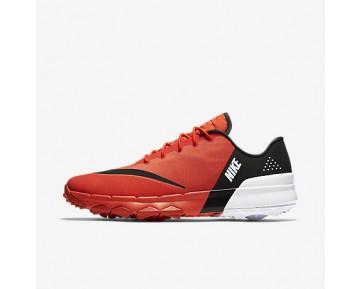 Chaussure Nike Fi Flex Pour Homme Golf Orange Max/Blanc/Noir_NO. 849960-800