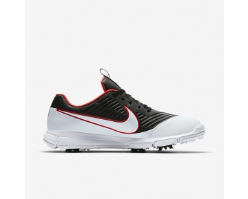 Chaussure Nike Explorer 2 S Pour Homme Golf Anthracite/Orange Max/Blanc_NO. 922004-004