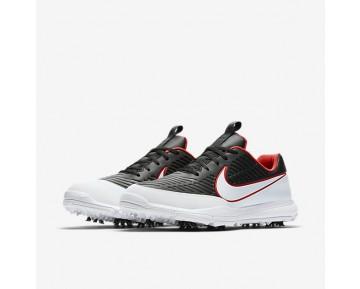 Chaussure Nike Explorer 2 S Pour Homme Golf Anthracite/Orange Max/Blanc_NO. 922004-004