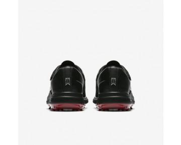 Chaussure Nike Tw 17 Pour Homme Golf Noir/Anthracite/Rouge Université/Argent Métallique_NO. 880955-001