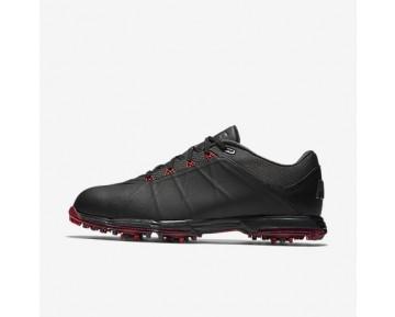 Chaussure Nike Lunar Fire Pour Homme Golf Noir/Rouge Université/Anthracite_NO. 853738-001