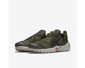 Chaussure Nike Air Zoom Gimme Pour Homme Golf Kaki Cargo/Beige Clair/Orange Max/Noir_NO. 849955-301