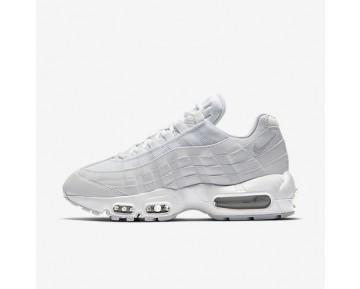 Chaussure Nike Air Max 95 Og Pour Femme Lifestyle Blanc/Platine Pur/Blanc_NO. 307960-104