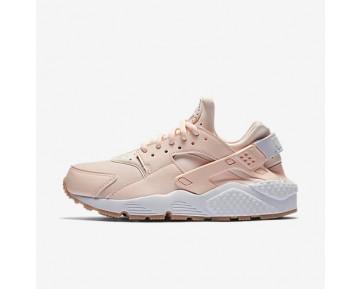 Chaussure Nike Air Huarache Pour Femme Lifestyle Teinte Coucher De Soleil/Jaune Gomme/Blanc_NO. 634835-607