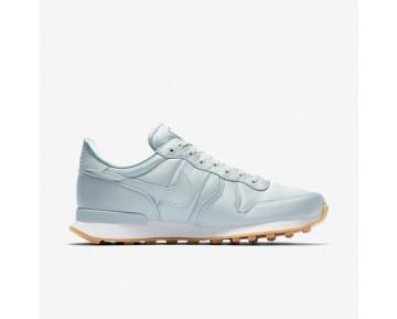 Chaussure Nike Internationalist Qs Pour Femme Lifestyle Fibre De Verre/Blanc/Jaune Gomme/Fibre De Verre_NO. 919989-300