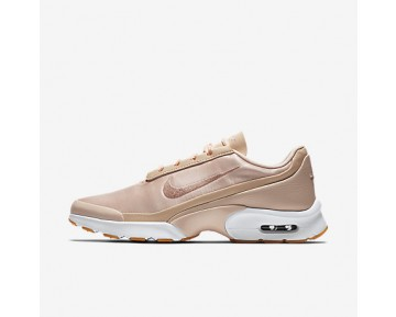 Chaussure Nike Air Max Jewell Qs Pour Femme Lifestyle Orange Pâle/Blanc/Jaune Gomme/Orange Pâle_NO. 919485-800