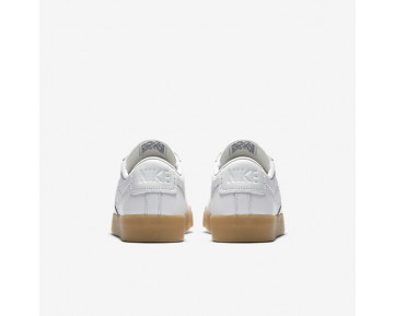 Chaussure Nike Blazer Premium Low Pour Femme Lifestyle Blanc/Gomme Marron Clair/Blanc/Blanc_NO. 454471-103