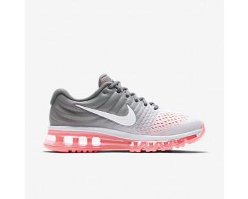 Chaussure Nike Air Max 2017 Pour Femme Lifestyle Platine Pur/Gris Froid/Lave Piquant/Blanc_NO. 849560-007
