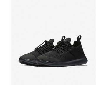 Chaussure Nike Free Rn Commuter 2017 Pour Femme Lifestyle Noir/Gris Foncé/Anthracite/Noir_NO. 880842-001