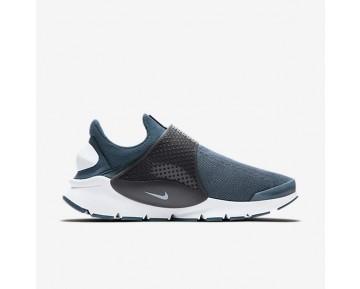 Chaussure Nike Sock Dart Pour Homme Lifestyle Bleu Escadron/Anthracite/Blanc/Bleu Glacier_NO. 819686-404