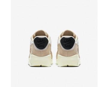 Chaussure Nike Air Max 90 Pinnacle Pour Femme Lifestyle Champignon/Beige Clair/Noir/Flocons D'Avoine_NO. 839612-200