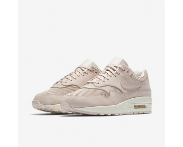 Chaussure Nike Air Max 1 Pinnacle Pour Femme Lifestyle Rouge Siltite/Voile/Rouge Siltite_NO. 839608-601
