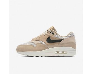 Chaussure Nike Air Max 1 Pinnacle Pour Femme Lifestyle Champignon/Beige Clair/Flocons D'Avoine/Noir_NO. 839608-201