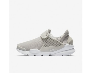 Chaussure Nike Sock Dart Breathe Pour Femme Lifestyle Gris Pâle/Bleu Glacier/Blanc_NO. 896446-002