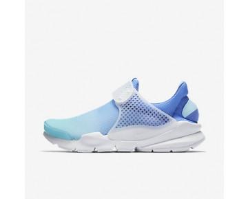 Chaussure Nike Sock Dart Breathe Pour Femme Lifestyle Bleu Calme/Bleu Polarisé/Bleu Glacier/Blanc_NO. 896446-400