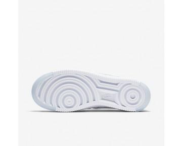 Chaussure Nike Air Force 1 Flyknit Low Pour Femme Lifestyle Blanc/Noir/Blanc_NO. 820256-103