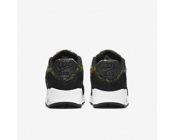 Chaussure Nike Air Max 90 Se Pour Femme Lifestyle Noir/Rose Prisme/Blanc Sommet/Noir_NO. 881105-001