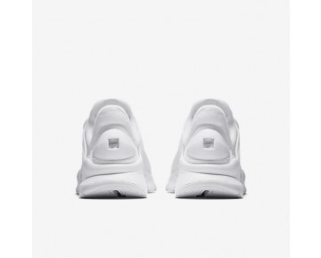 Chaussure Nike Sock Dart Pour Femme Lifestyle Blanc/Platine Pur_NO. 848475-100