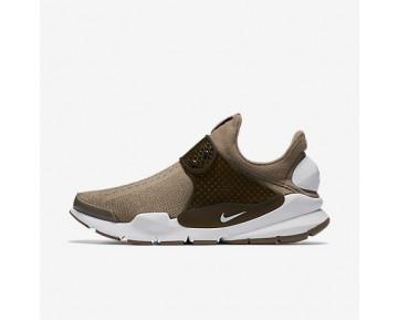 Chaussure Nike Sock Dart Pour Femme Lifestyle Kaki/Kaki Cargo/Blanc_NO. 819686-200