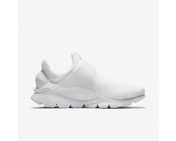 Chaussure Nike Sock Dart Pour Femme Lifestyle Blanc/Blanc/Noir/Blanc_NO. 819686-100