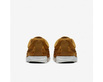 Chaussure Nike Mayfly Woven Pour Homme Lifestyle Bronze/Blanc Sommet/Noir_NO. 833132-700