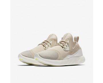 Chaussure Nike Air Max Thea Premium Pour Femme Lifestyle Flocons D'Avoine/Volt/Voile/Voile_NO. 923620-117