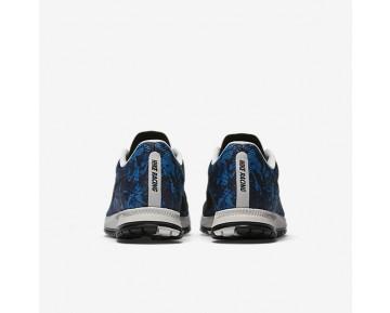 Chaussure Nike Lab Gyakusou Zoom Streak 6 Pour Femme Lifestyle Bleu Bravoure/Beige Clair/Brume De Minuit/Noir_NO. 875850-400