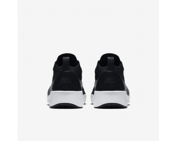 Chaussure Nike Air Max Thea Ultra Flyknit Pncl Pour Femme Lifestyle Noir/Blanc/Noir_NO. 881174-001