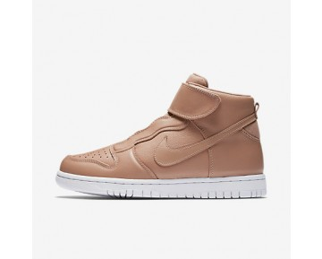 Chaussure Nike Dunk High Ease Pour Femme Lifestyle Poussière D'Argile/Blanc/Poussière D'Argile_NO. 896187-200