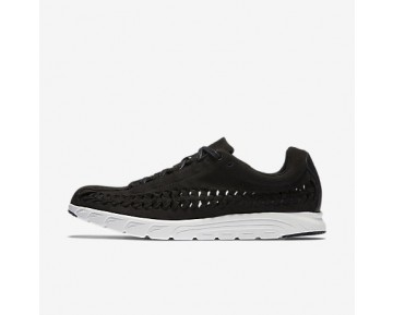 Chaussure Nike Mayfly Woven Pour Homme Lifestyle Noir/Blanc Sommet/Noir_NO. 833132-001